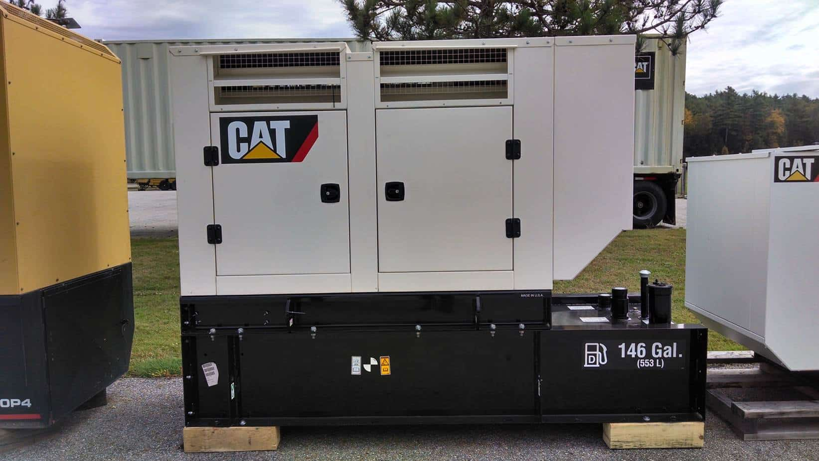 Used 40 kW CAT D40-6 – EPA Tier 3