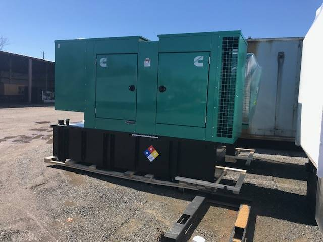 New 200 kW Cummins DSGAE Diesel Generator – EPA Tier 3 – COMING IN!