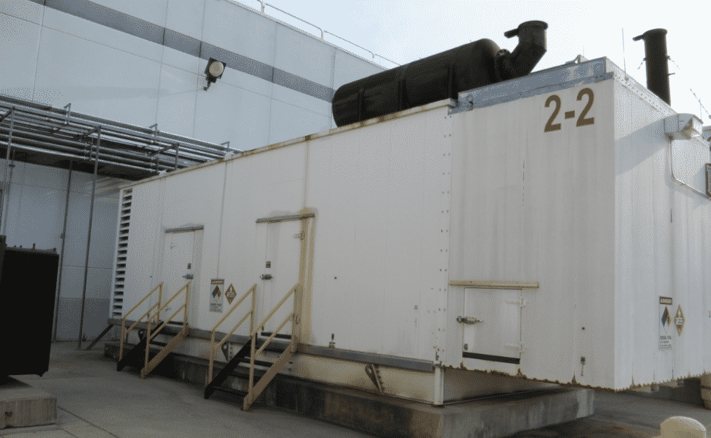 Used 2000 Caterpillar kW Diesel Generator – EPA Tier 2