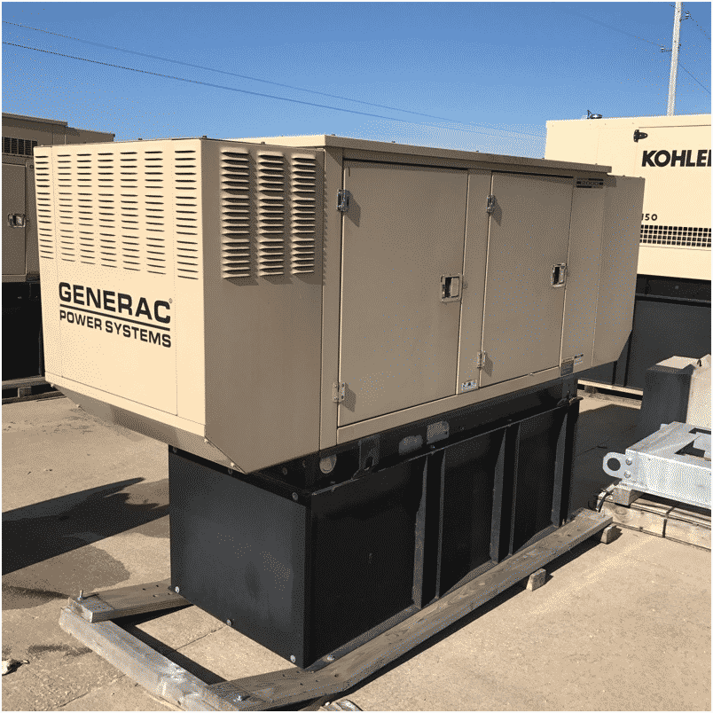 Used 30 kW Generac SD030 Diesel Generator – COMING IN!