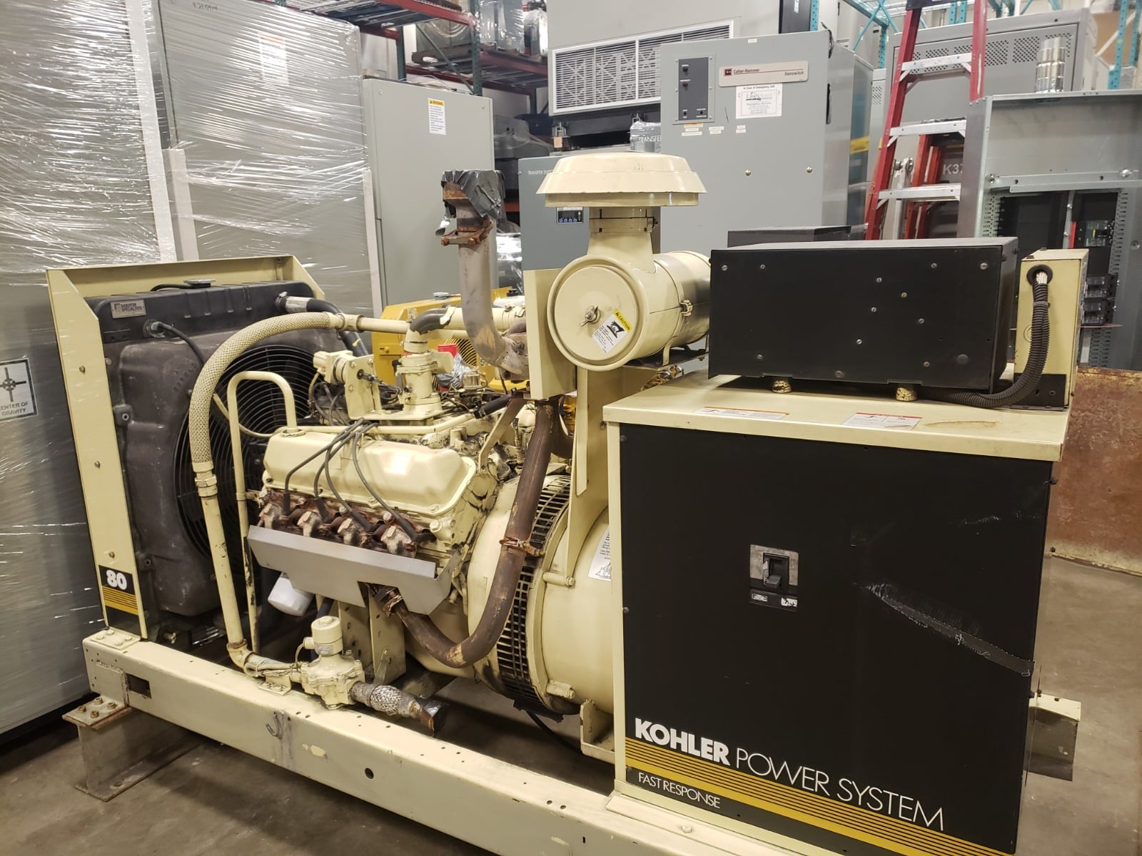 Used Generator Inventory | Woodstock Power
