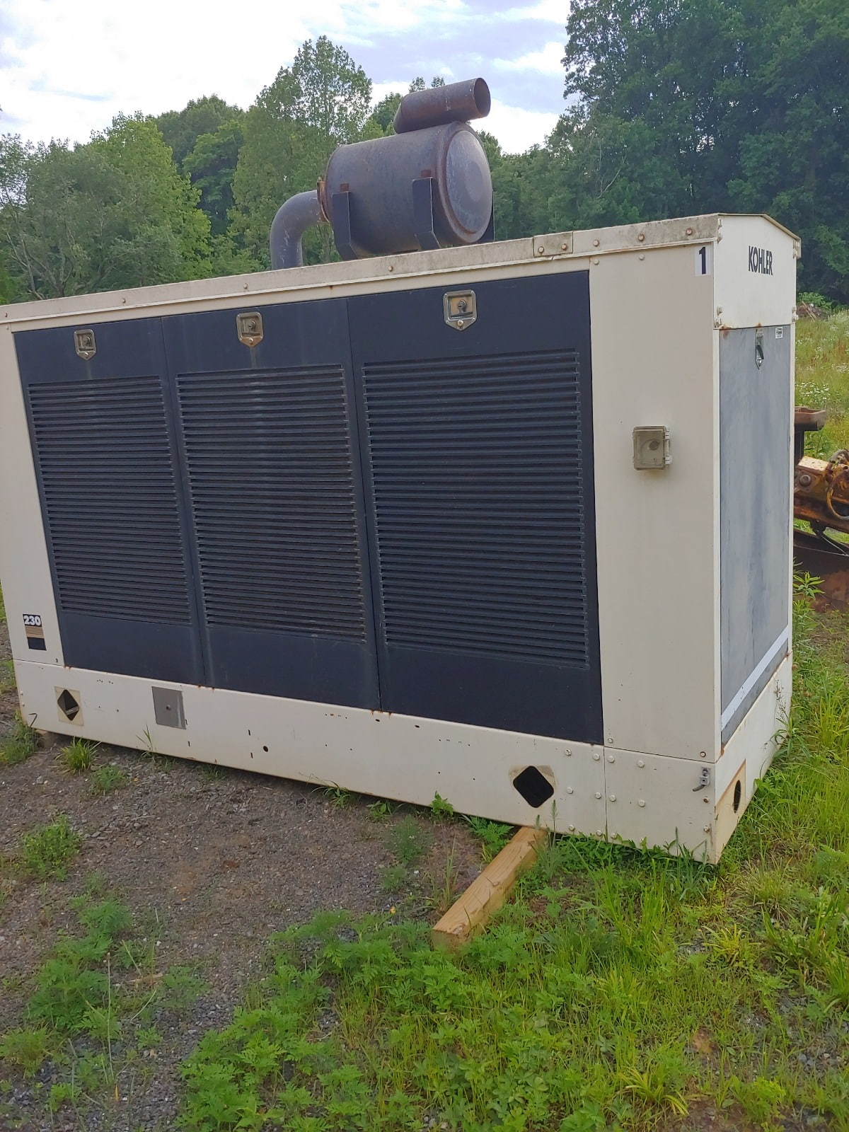 Used 236 kW Kohler 230RZD Natural Gas Generator – COMING IN!