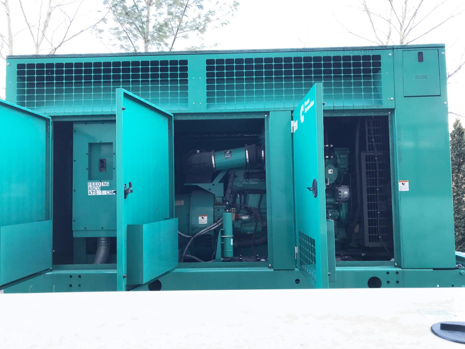Used 500 kW Cummins DFEK Diesel Generator – EPA Tier 2 – COMING IN!