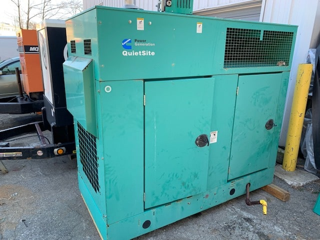 Used 60 kW Cummins GGHE Natural Gas Generator – COMING IN!
